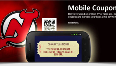 Mobile coupons by protexting