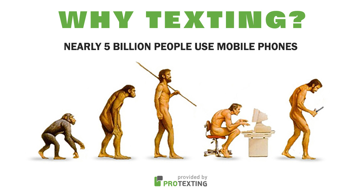 Why texting messaging