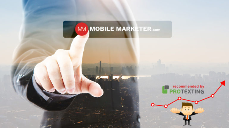 Mobile Marketer Website Recommended
