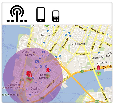Location Based Marketing by ProTexting