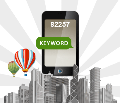 SMS Marketing keyword