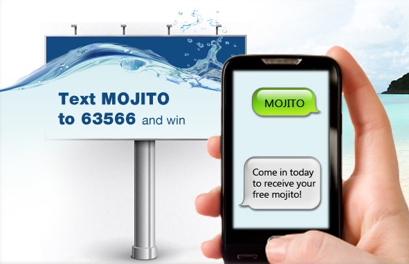 Text to win campaigns