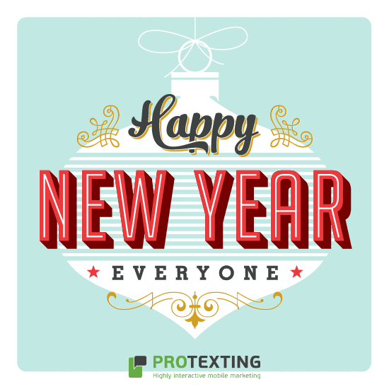 Happy New Year ProTexting