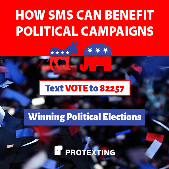 SMS campaigns for political parties