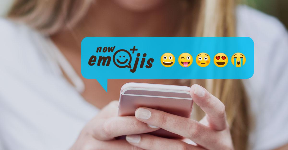 SMS texting emoji campaigns