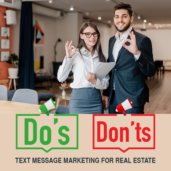 How to Text Message Market as a Real Estate Business