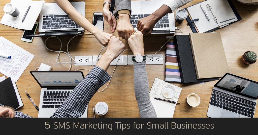 SMS Marketing Tips for small business