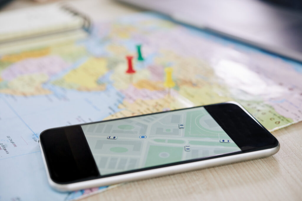 Location-Based Advertising With SMS